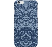 Balinese Abstract Art3 iPhone Case/Skin