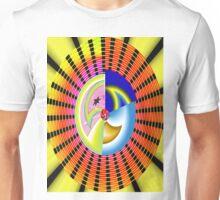 Graphic Circle 1950 Unisex T-Shirt