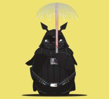 My emperor Darth Totoro ! Kids Clothes