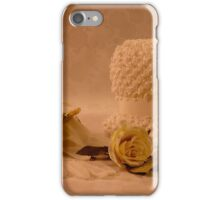 Mothers White Hat iPhone Case/Skin