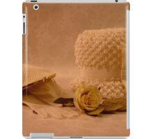 Mothers White Hat iPad Case/Skin