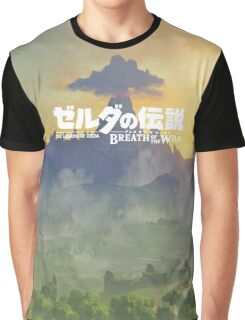 Breath of the Wild Landscape Graphic T-Shirt