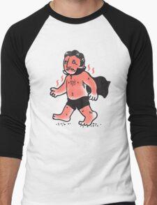 Dracula Hates Summer Men's Baseball ¾ T-Shirt