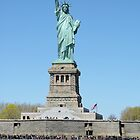 Statue of Liberty by merrywrath