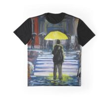 Yellow umbrella part 1 Graphic T-Shirt