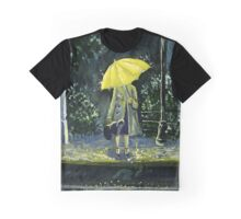 Yellow umbrella part 2 Graphic T-Shirt