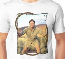 Steve Irwin Crocodile Hunter Unisex T-Shirt