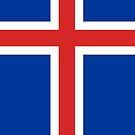 ICELAND Flag by Greenbaby