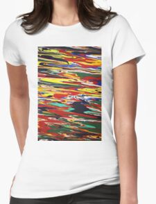 Blody Mary Womens Fitted T-Shirt