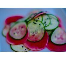 Pickled Lust Photographic Print