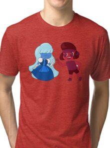 Sapphire & Ruby Tri-blend T-Shirt