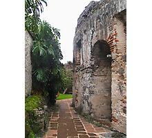 Beautiful ruin, Antigua , Guatemala 2009  Photographic Print