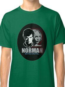 Norma-Norman 2 Bates Motel Classic T-Shirt