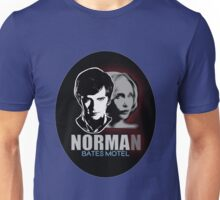 Norma-Norman 2 Bates Motel Unisex T-Shirt