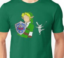 Link's New Sword Unisex T-Shirt