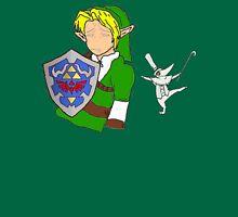 Link's New Sword Unisex T-Shirt