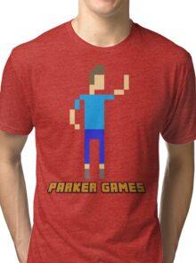 Parker Games T-Shirt Tri-blend T-Shirt