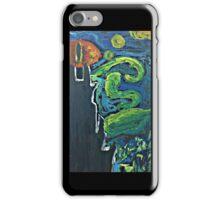 Eye of Sauron meets Van Gogh iPhone Case/Skin