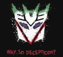 Why So Decepticon Kids Clothes