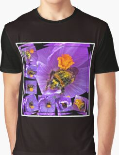 The Messiest Bee You Ever Did See! Graphic T-Shirt