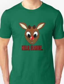 Red Nosed Cannibal  Unisex T-Shirt