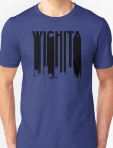 Retro Wichita Cityscape Unisex T-Shirt