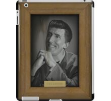Cave Johnson iPad Case/Skin