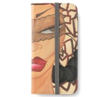 SHE KNOWS iPhone Wallet/Case/Skin