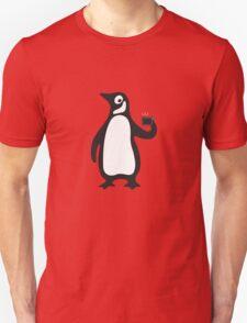 Penguin Selfie Unisex T-Shirt