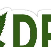 I Love DPU Sticker