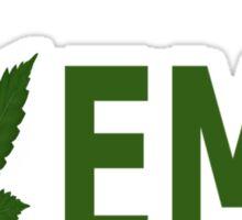 I Love EMU Sticker