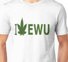 I Love EWU Unisex T-Shirt