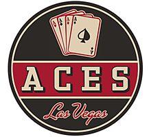 LAV Aces Photographic Print