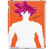 Super Saiyan God Goku - Minimalistic iPad Case/Skin