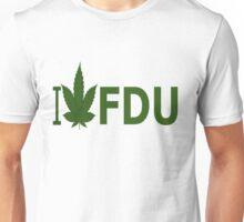 I Love FDU Unisex T-Shirt