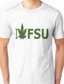 I Love FSU Unisex T-Shirt