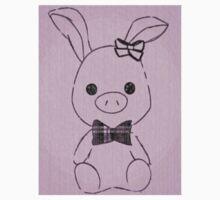Pig Rabbit (You're Beautiful)  T-Shirt