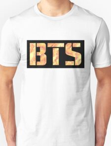 Orange BTS Unisex T-Shirt