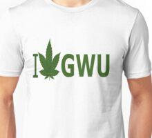 I Love GWU Unisex T-Shirt