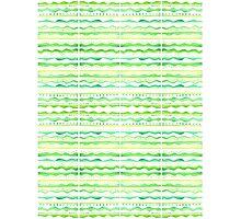 Tribal Lime Photographic Print
