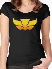 MegaForce Land Symbol Women's Fitted Scoop T-Shirt
