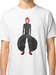 Retro Vintage Fashion Pop Culture 8 Classic T-Shirt