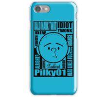 Pilky01 iPhone Case/Skin