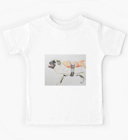 Sashimi Pug Kids Tee