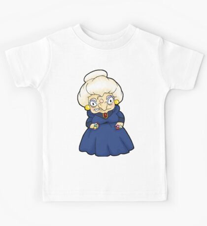Ohh, your name's Chihiro? What a pretty name! And it belongs to ME now. Kids Tee