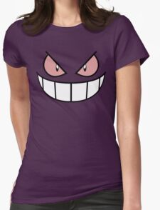 Gengar Womens Fitted T-Shirt
