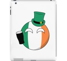 Ireland Ball iPad Case/Skin