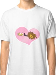 King and Lionheart Classic T-Shirt