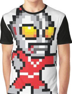 Mega Ultraman Graphic T-Shirt