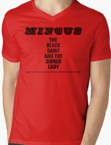 The Black Saint and the Sinner Lady - Charles Mingus Mens V-Neck T-Shirt